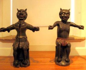 Diabos de Amarante Museu Amadeo de Souza Cardoso