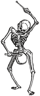 HansHolbein-SkeletonDrummer