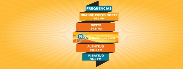 Frequências NFM