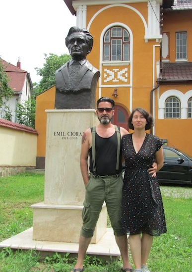 Saint Julian & Ana Carvalho at Rasinari