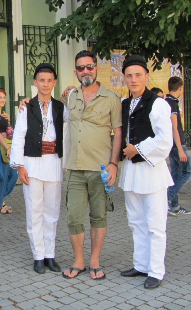 Saint Julian Roménia