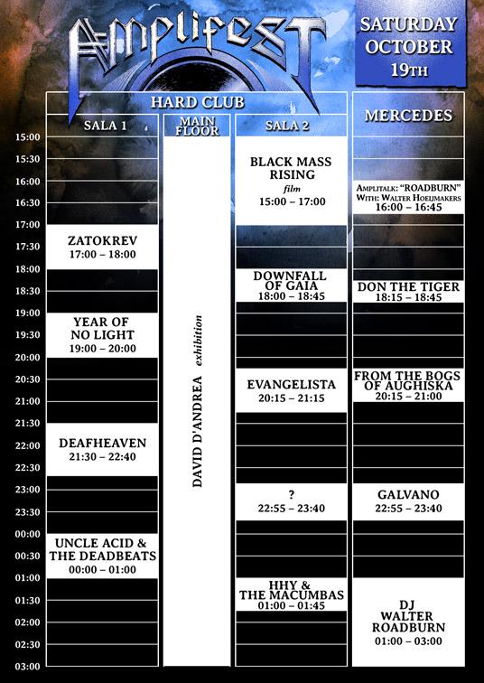 Amplifest 2013 - Dia 19