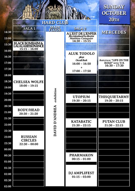 Amplifest 2013 - Dia 20
