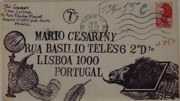 Encontros Mário Cesariny III 3