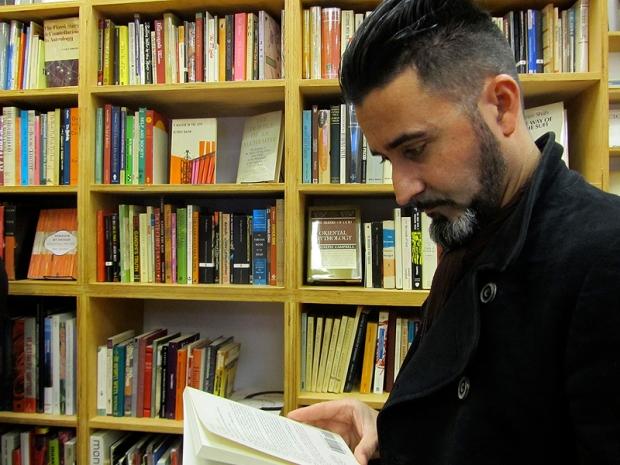 Júlio Mendes Rodrigo_NYC_bookstore