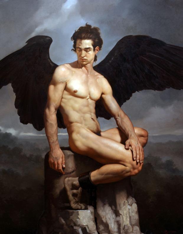 Roberto Ferri, Lucifero