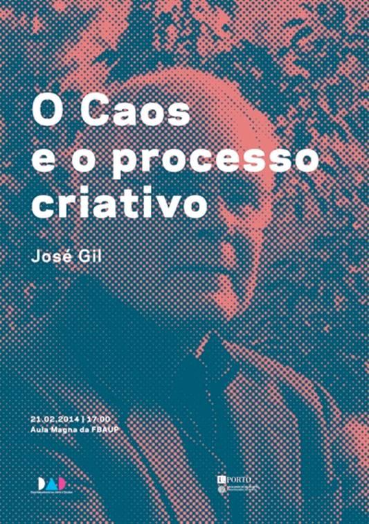 Jose Gil na FBAUP