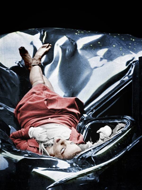 Evelyn McHale