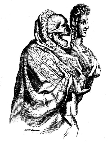 Physiognomische Fragmente - Vanitas