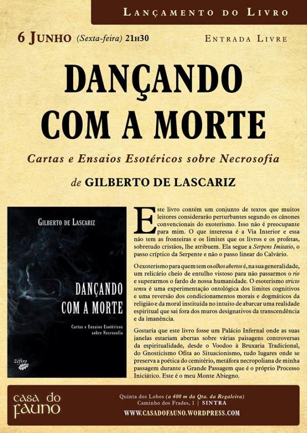 dançando com a Morte Gilberto Lascariz