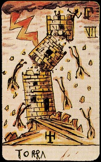 1-Alejandro Xul Solar -A Torre