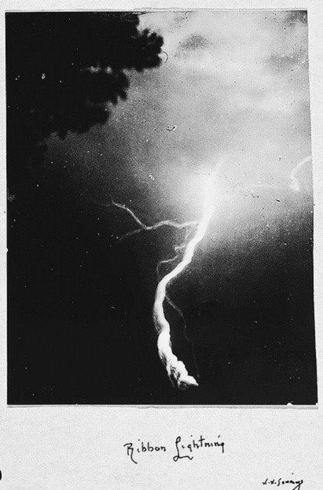William Jennings - Ribbon lightning (1885)