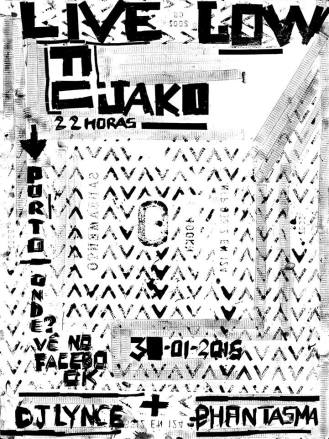 live low & fujako
