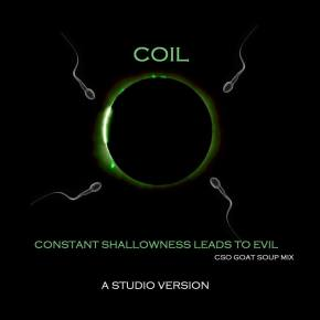 Constant Shallowness Leads to Evil (CSO Goat Soup Mix)
