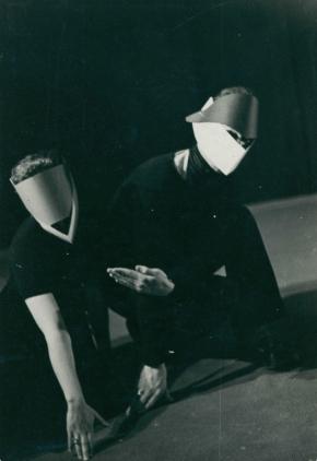 Xanti Schawinsky. Untitled (Stage)