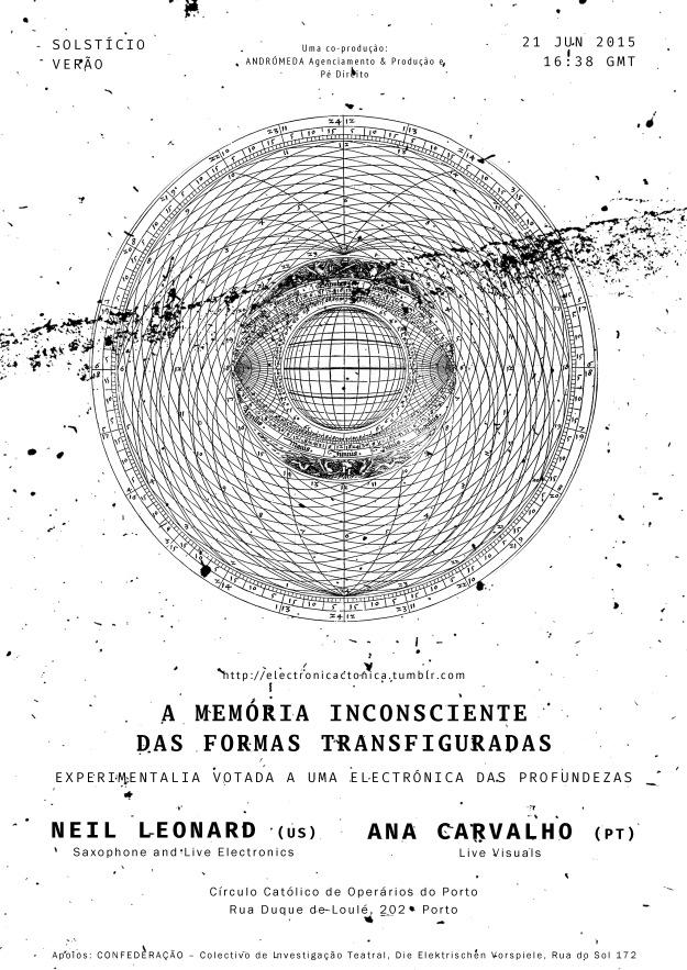 cartaz 21junho_Neil Leonard & Ana Carvalho