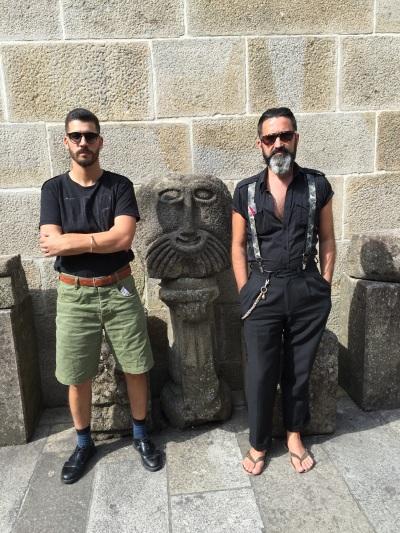 André Fonseca & Júlio Mendes Rodrigo