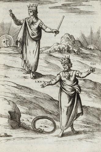 Le imagini de gli dei de gli antichi del signor Vincenzo Cartari, 1581-1607 6