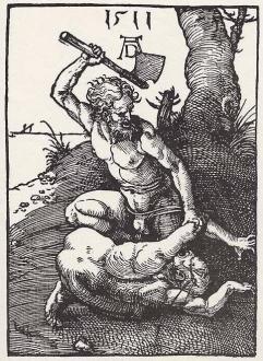 Albrecht Dürer, Cain kills Abel