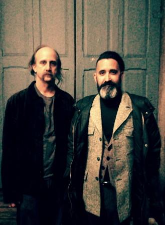 Bobb Bellerue and Júlio Mendes Rodrigo