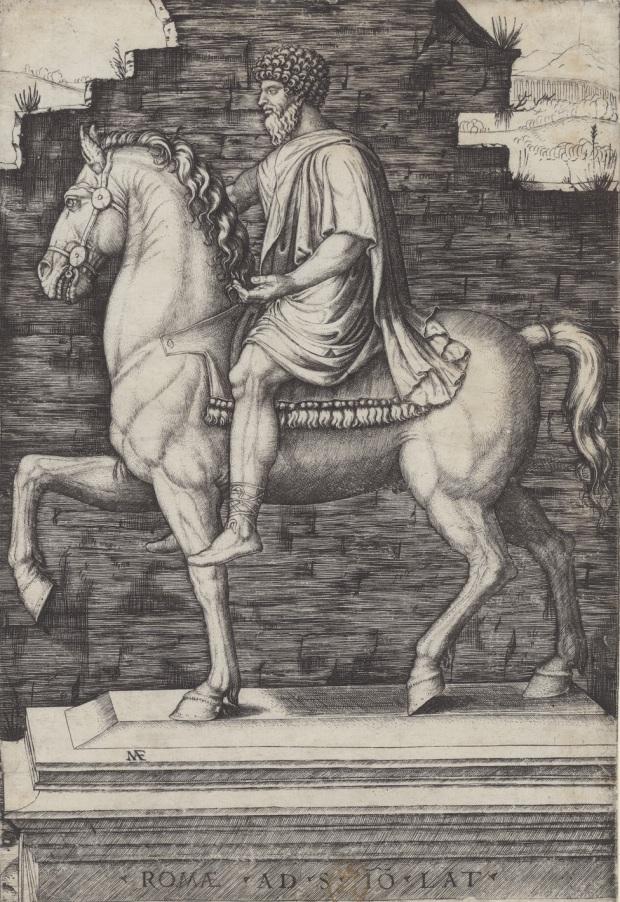 Statue équestre de Marc-Aurèle