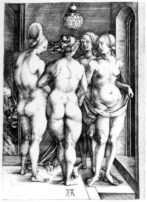 Die vier Hexen