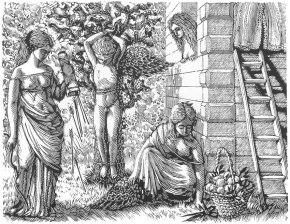 02 Richard Shirley Smith Cupid's Progress or The Four Seasons 1970
