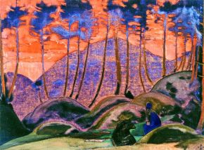 02-1922-language-of-the-forest-nicholas-roerich-museum-moscow-russia