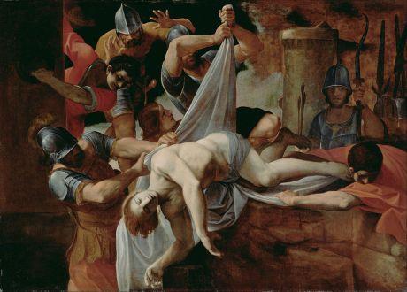 02-lodovico-carracci-st-sebastian-thrown-into-the-cloaca-maxima-1612