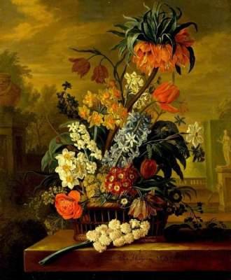 02-march-twelve-months-of-flowers-jacob-van-huysum