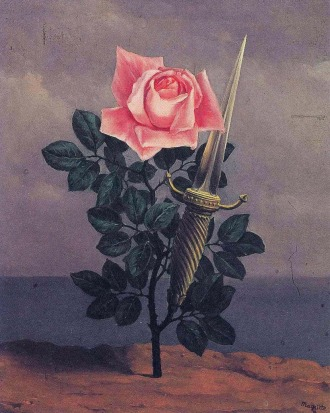 01 René Magritte. Le Coup au Coeur (The Blow to the Heart), 1952.