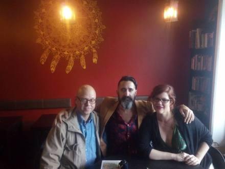 Carl Abrahamsson, Rodrigo; Vanessa Sinclair